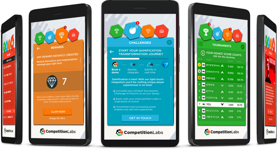 Engage by CompetitionLabs The Personalised On-Site Member Engagement App