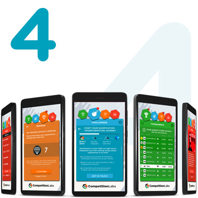 step4 - share your gamification experiences with the world
